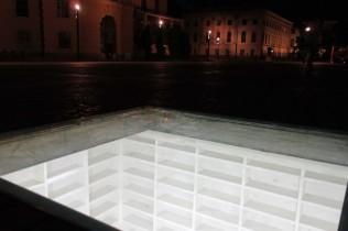 Burning-books-memorial-at-night-Berlin