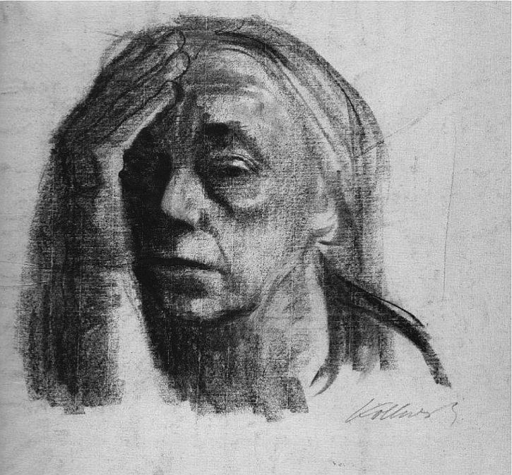 Mother With Her Dead Son K 196 The Kollwitz 1993 Zoom On