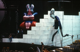 "Pink Floyd ""The Wall"" Live, Mark Fisher, (1980)"