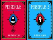 The covers for Persepolis and Persepolis 2