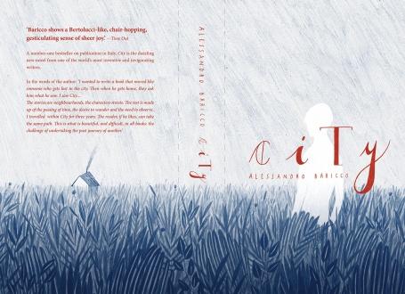 """""""City"""" cover, Anja Sušanj"""